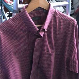 Van Heusen Check Dress Shirt